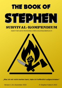 THE BOOK OF STEPHEN